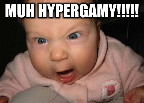 muh hypergamy